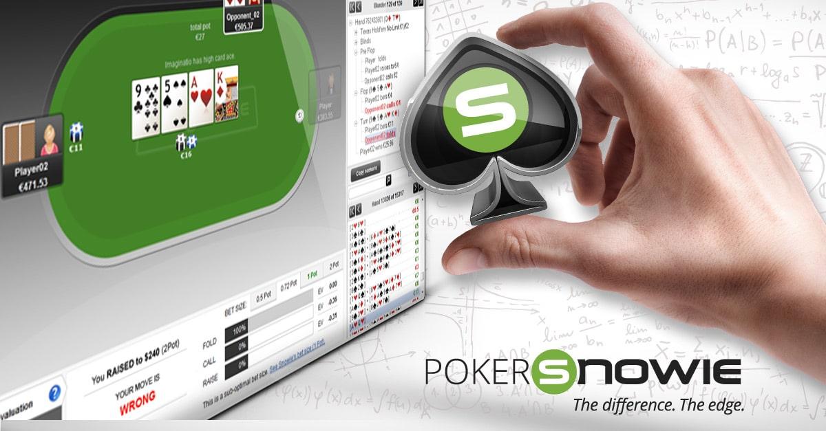 PokerSnowie для 888Poker — обзор программы