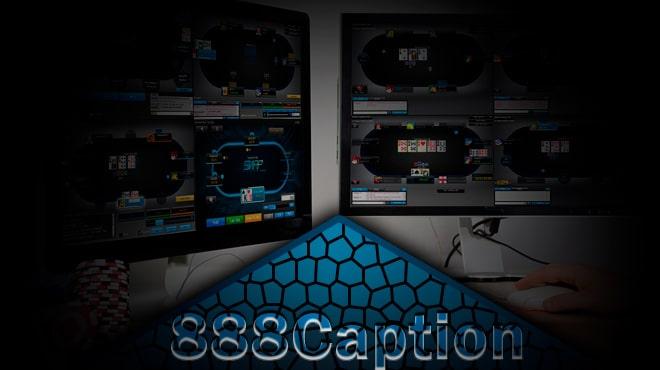 Программа Caption для 888poker