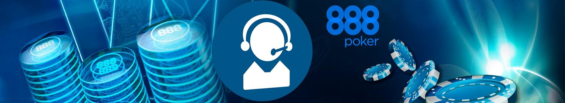 Служба поддержки рума 888poker