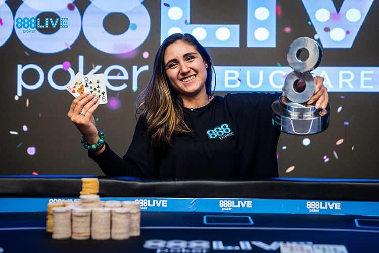 Ана Маркес стала участницей команды «восьмерок»