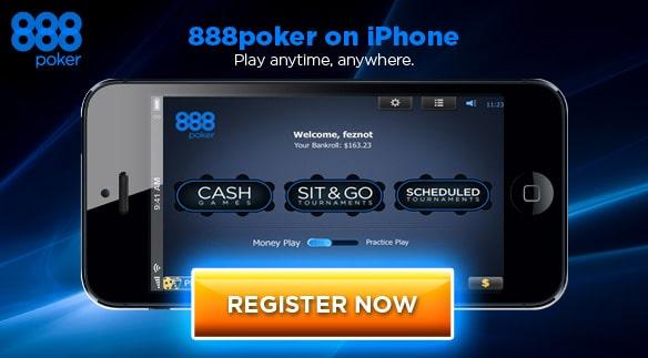 Скачать 888Poker для Iphone