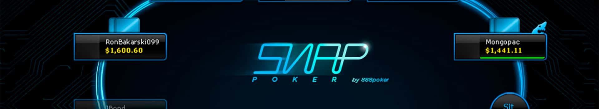 SNAP Poker: быстрый сброс карт и мгновенное продолжение игры