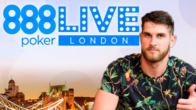 Турнир хайроллеров 888poker LIVE London – за Цимболасом!