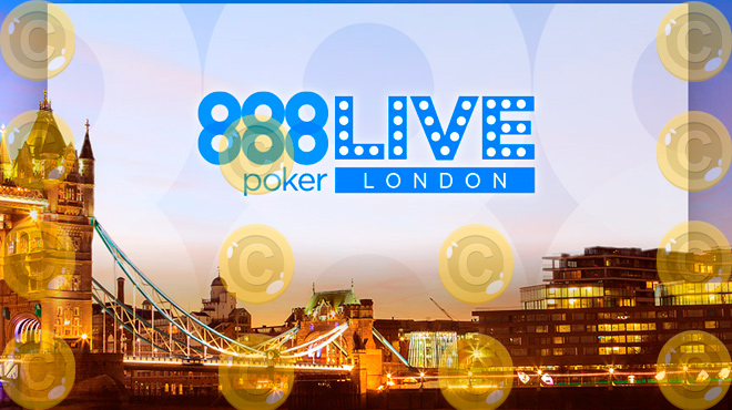 Увеличен гарантированный приз на турнире хайроллеров 888poker LIVE