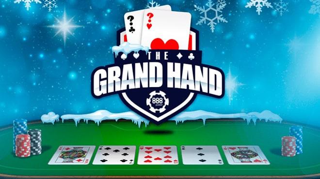 Ежедневные розыгрыши до тысячи долларов на 888 Poker