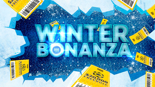 Winter Bonanza акция 888poer
