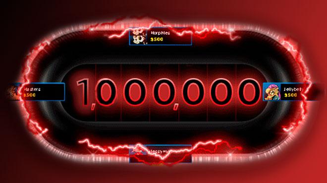 В начале 2019 на 888 Poker можно выиграть один миллион долларов в формате BLAST