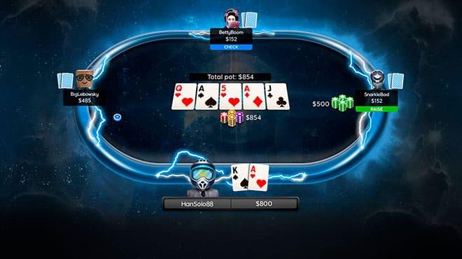 Вышел новый клиент Poker 8