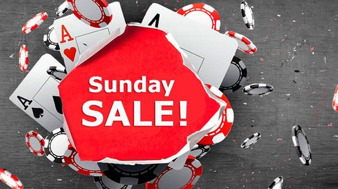 Как прошла воскресная акция Sunday Sale на 888 Покер