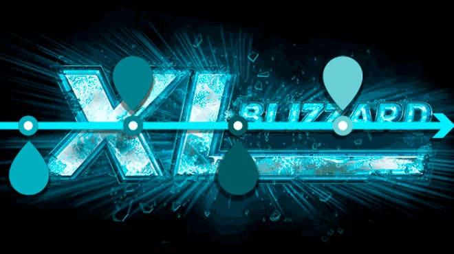 Половина турнира XL Blizzard