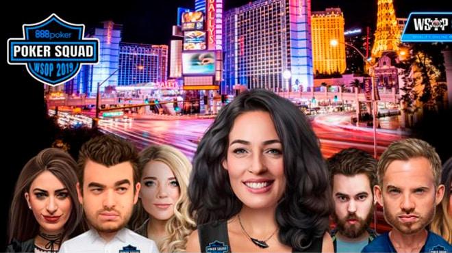 888poker готовится к WSOP 2019: все акции рума