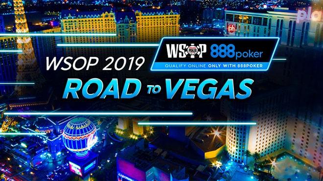 Еще одна акция 888poker к юбилею Мировой серии покера