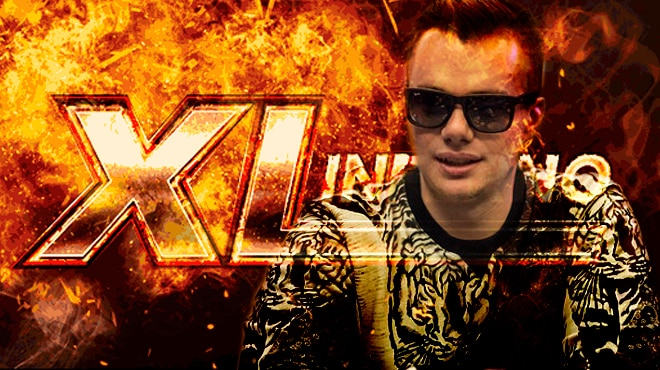 Антон Петров выиграл XL Inferno