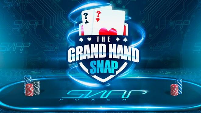 Возвращение акции Grand Hand на 888 Покер с призовыми до тысячи долларов