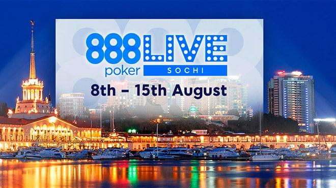 Кто стал чемпионом на Главном Турнире новой сочинской серии 888 Покер?