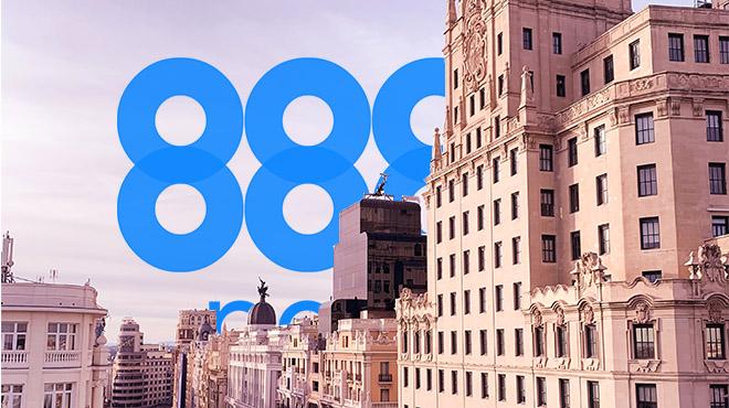 Покерный фестиваль 888poker пройдет в Мадриде — выиграйте путевку в сателлите!