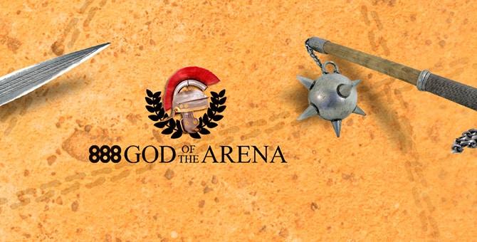 2019 год стал успешным для серии God of the Arena (PKO) на 888poker