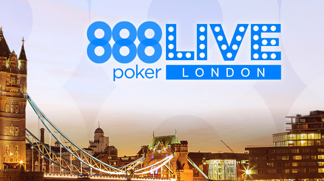 888poker LIVE Festival London 2019 продолжается — День 1B