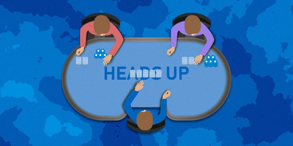 что такое хедз ап в покере