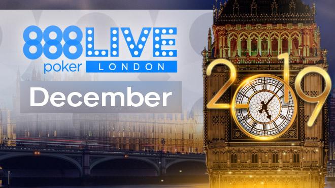 888poker LIVE Festival London приближается к развязке