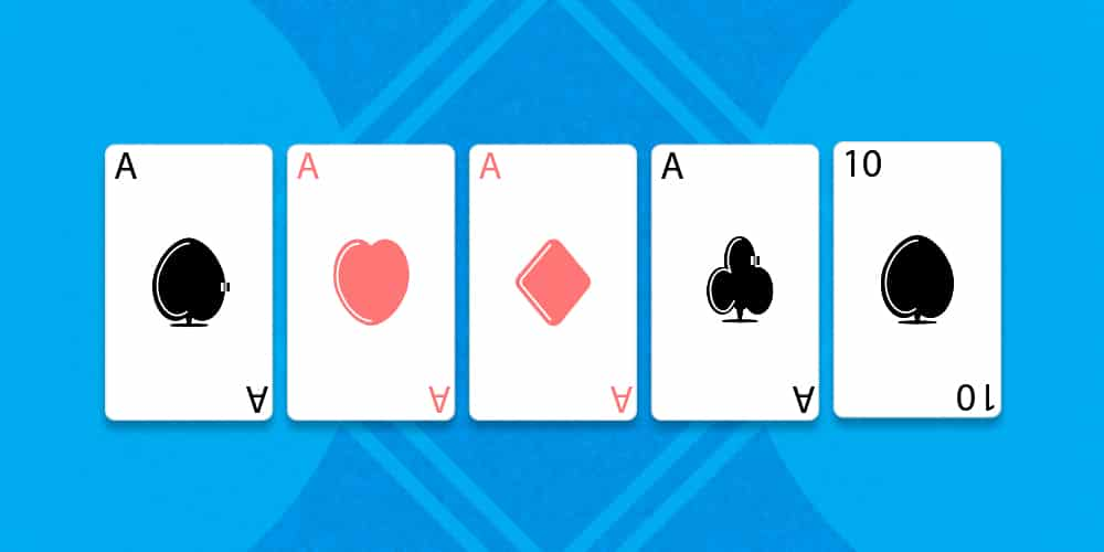 Каре в покере