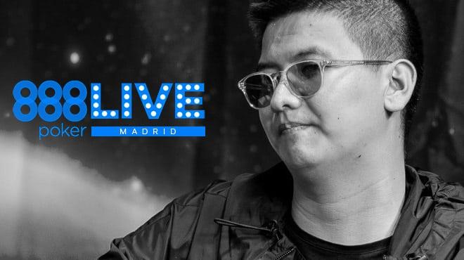 День 1C Главного события 888poker LIVE Madrid 2020 завершен