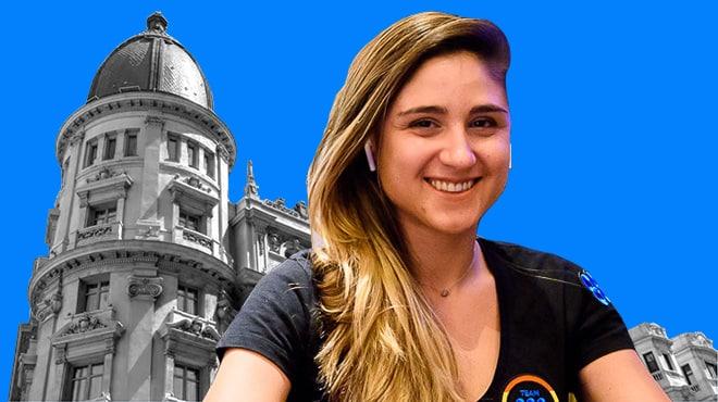 Ана Маркес поражена Gran Casino Via в Мадриде