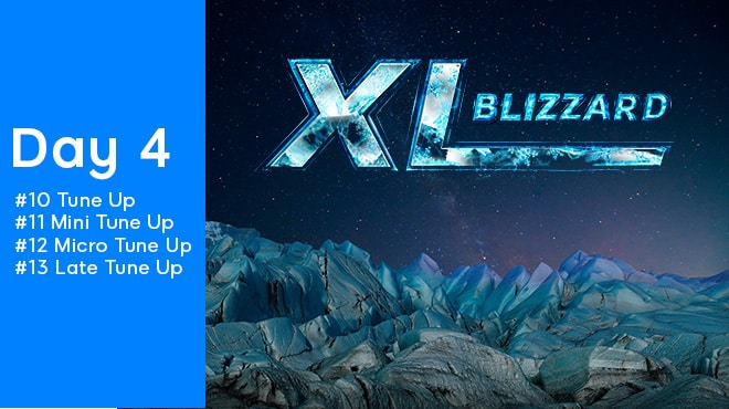 Четвертый день турнирной серии 888poker XL Blizzard 2020