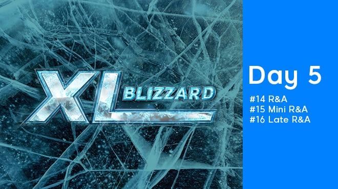Пятый день покерной серии 888poker XL Blizzard 2020