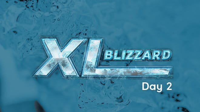 XL Blizzard 2020 набирает обороты!