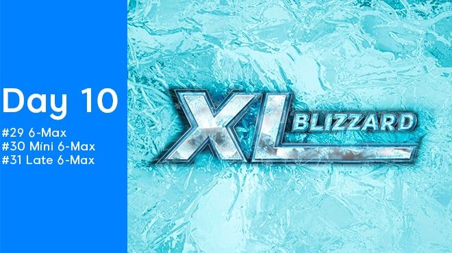 Серия XL Blizzard 2020 на 888покер готова к Главному событию!