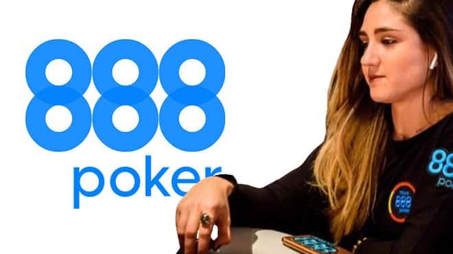 Женщины-амбассадоры в команде 888poker