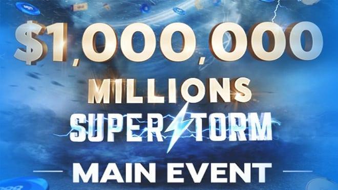 22 марта пройдет главное событие Millions Main Event