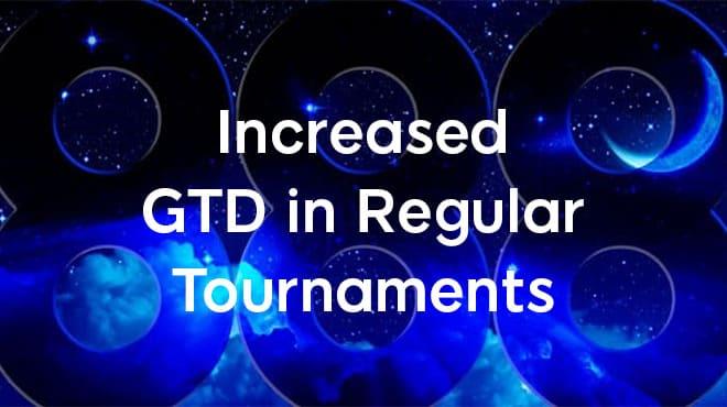Десять турниров с повышенной гарантией на 888poker