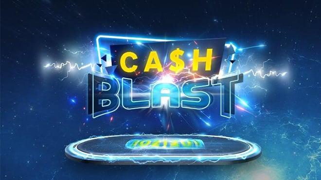 """Акция 888 Покер """"Cash Blast"""""""