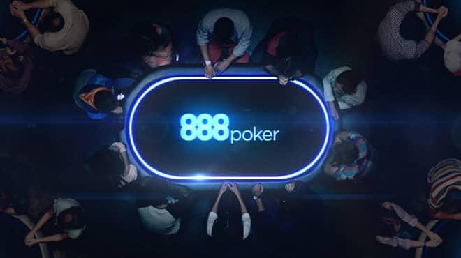 Игры, доступные в клиенте 888poker: