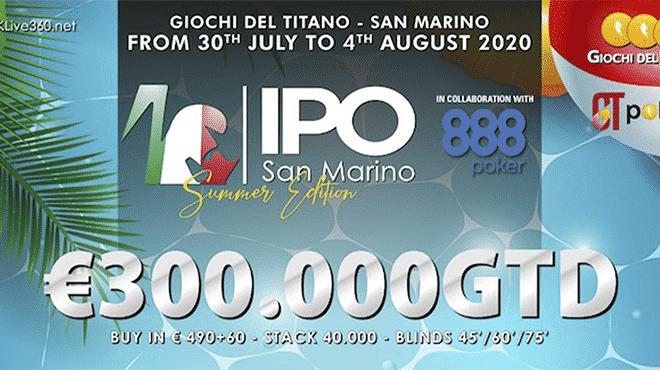 Живой покерный турнир от 888покер в Сан-Марино