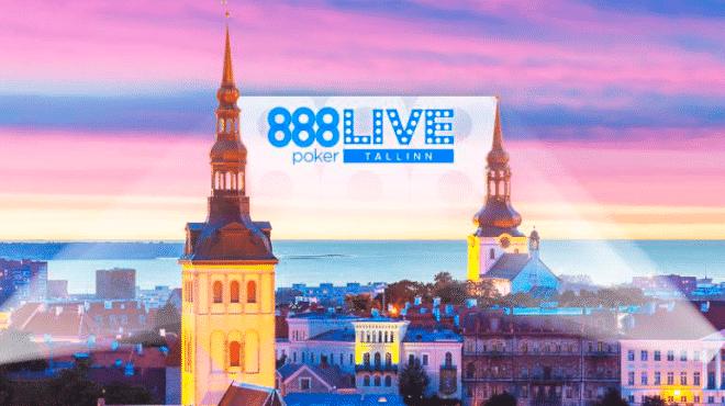 Живой фестиваль 888poker LIVE возвращается в сентябре в город Таллин!
