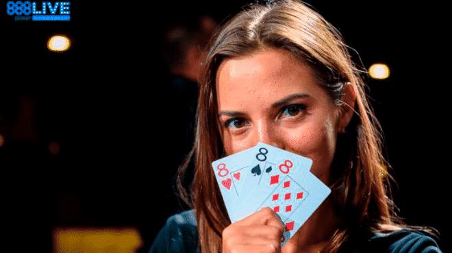 Россиянка Дарья Фещенко покинула официальную команду 888poker