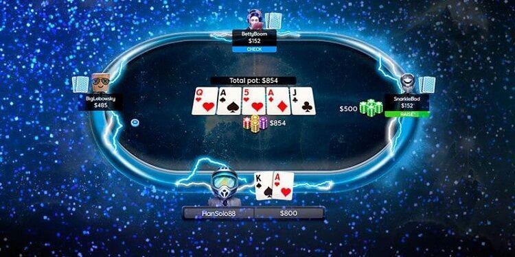 новое мобильное приложение от 888покер