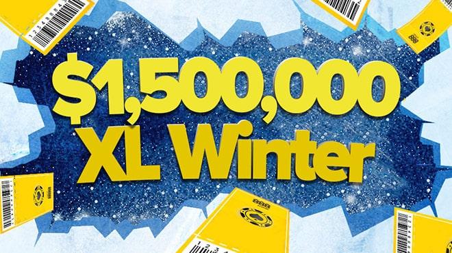 XL Winter на 888poker.