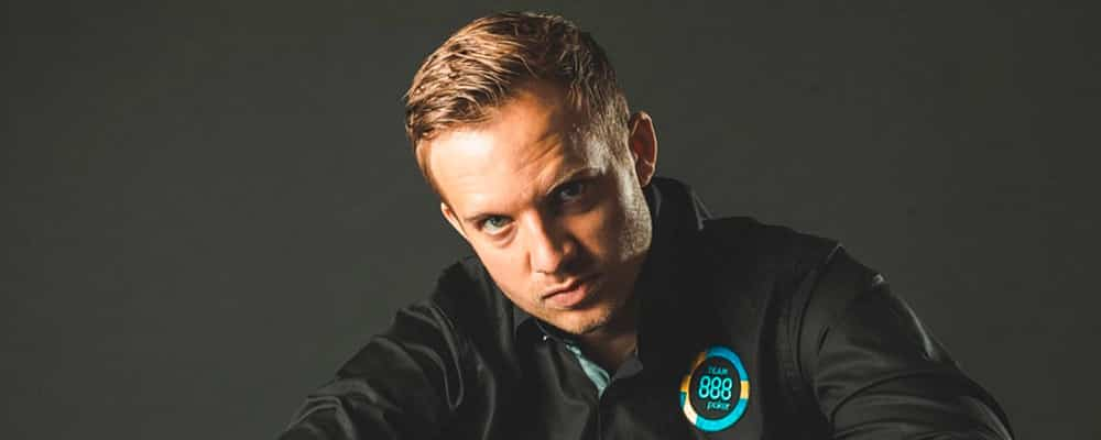 Мартин Якобсон прекратил сотрудничество с 888 Покер