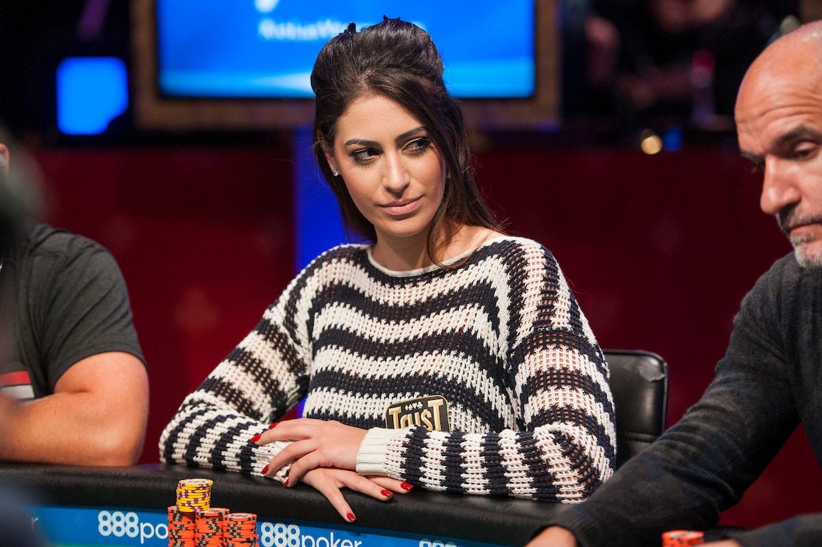 Вивиан Салиба поделилась советами о том, как правильно играть во фрироллах 888poker