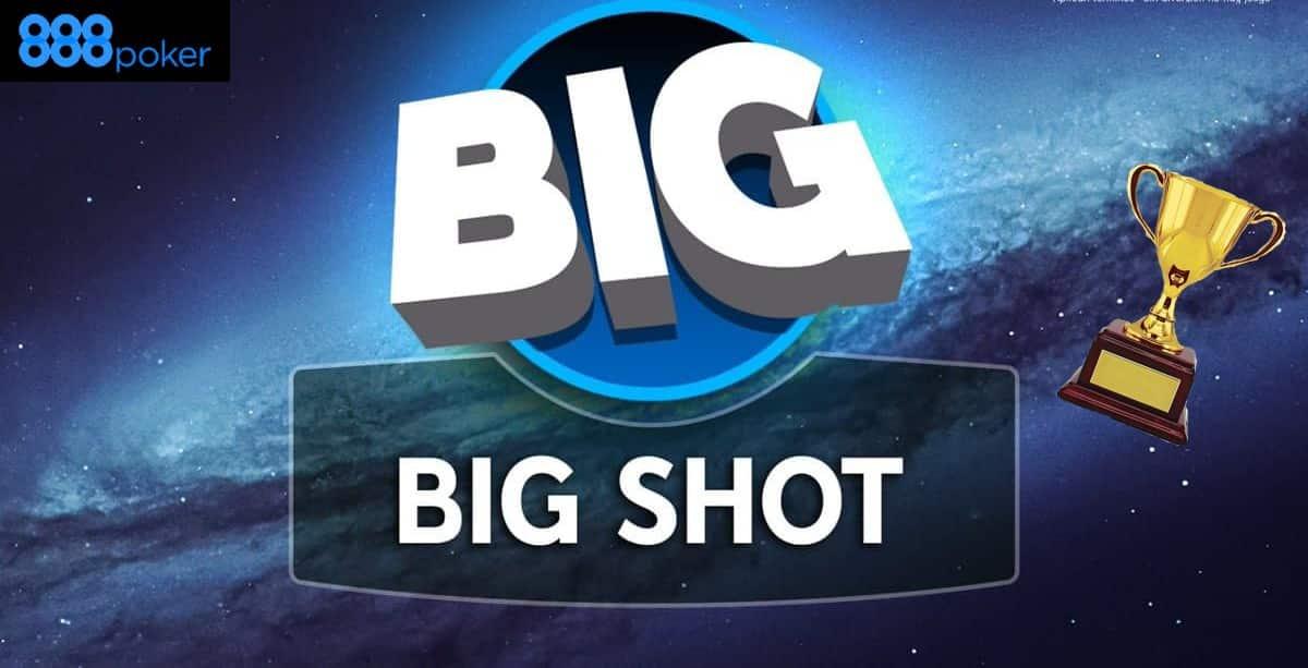 Победители Big Shot на 888poker!