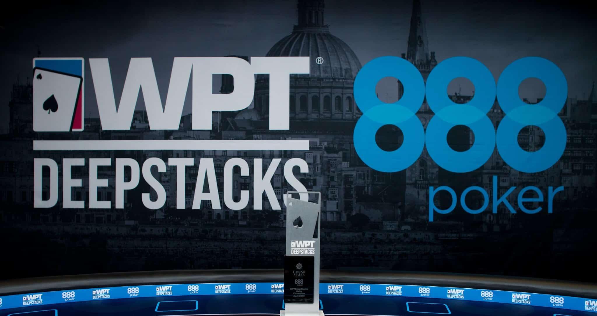 В апреле на 888poker пройдет сразу три онлайн-серии WPTDeepStacks